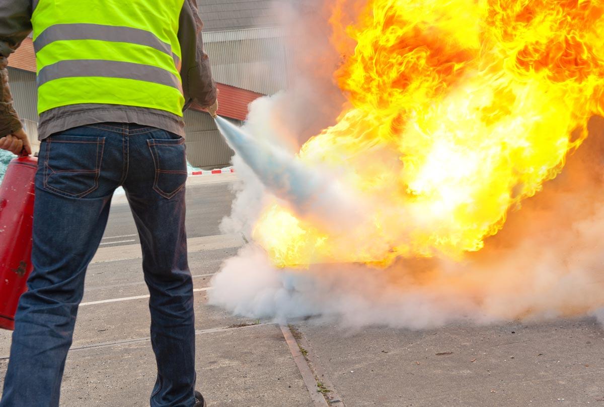 Brandwache Berlin Krupa Sicherheitsdienst