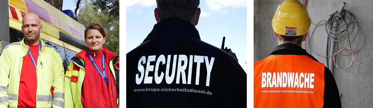 Krupa Sicherheitsdienst Jobs Berlin