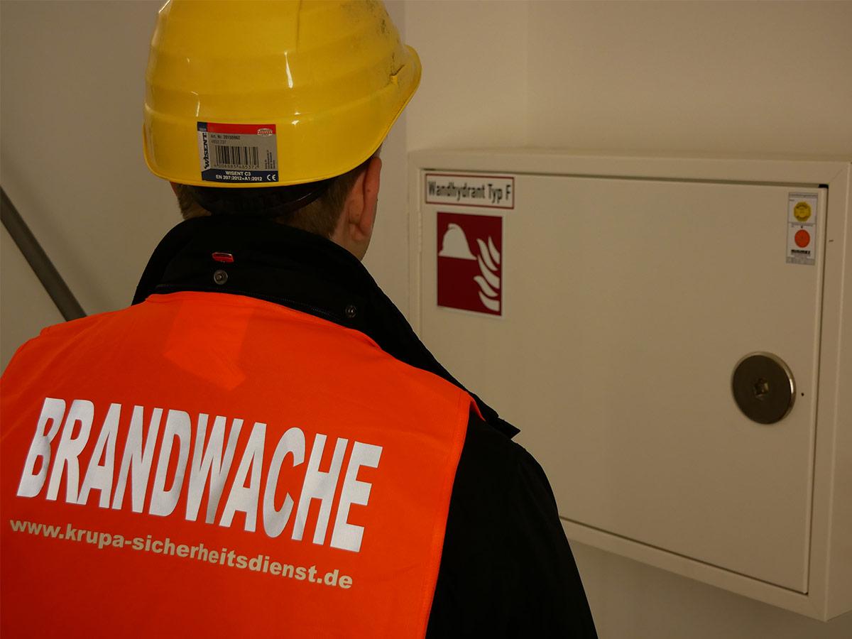 Brandsicherheitswachdienst Berlin