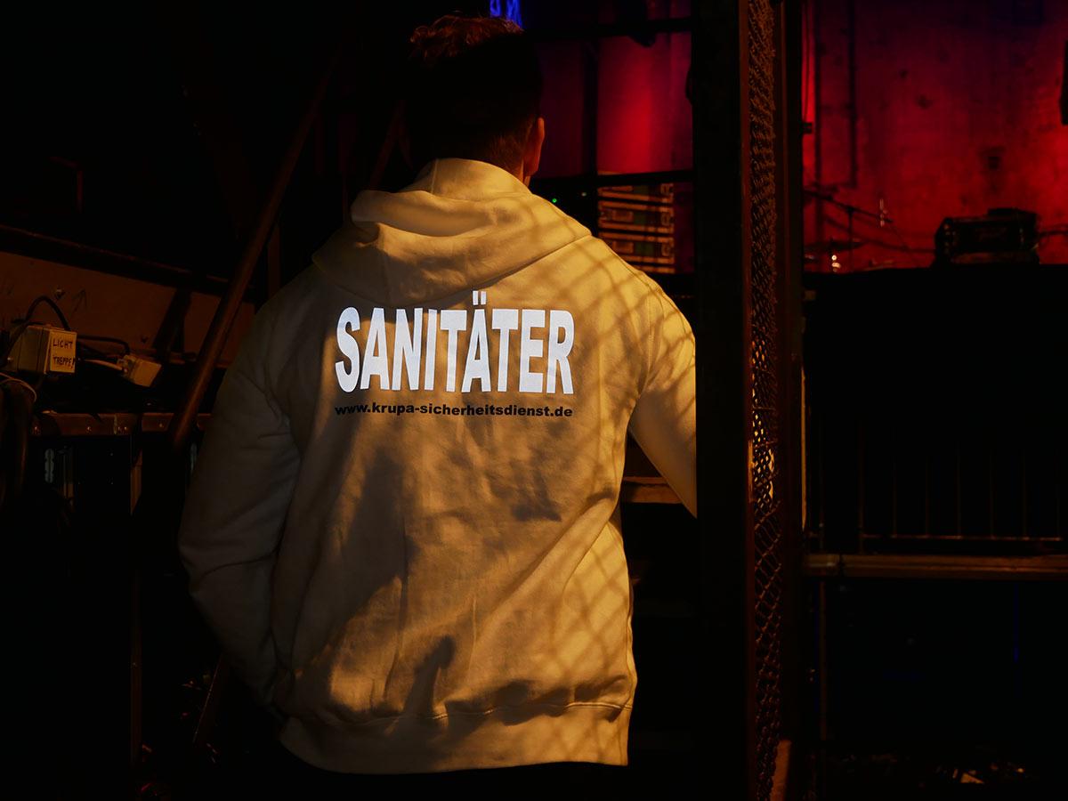 Sanitäter Konzertabsicherung Berlin