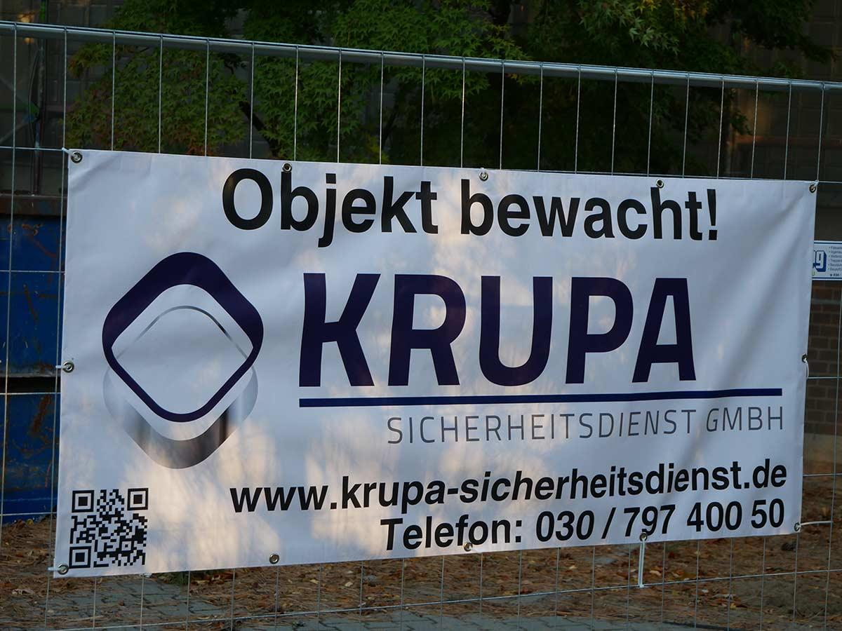 Wachschutz Berlin Sicherheitsdienst